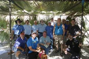 Sukkah Building Team 2014