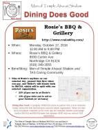 Rosie's BBQ