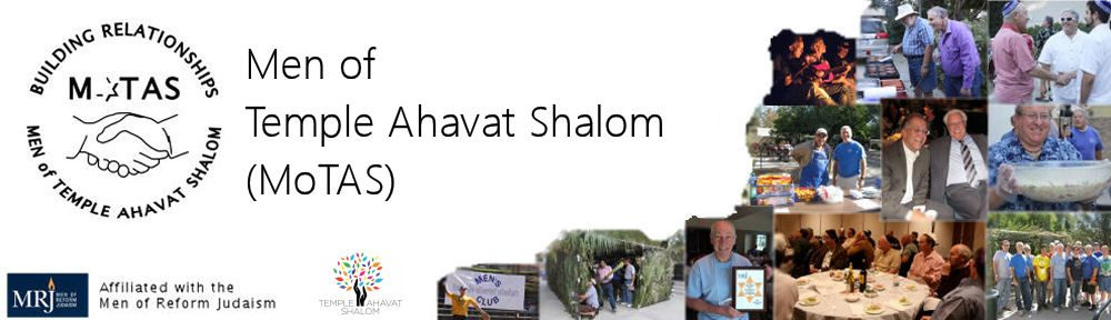 Men of Temple Ahavat Shalom